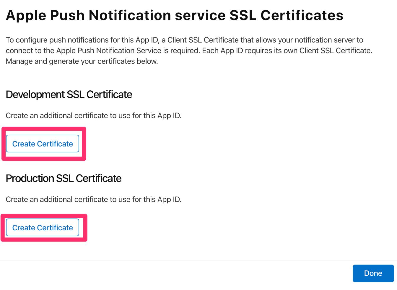 Push Notification For Ios Repro Documentation